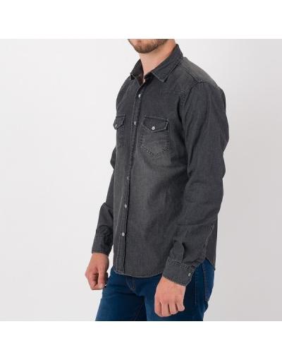 Camisa de jean Zazu