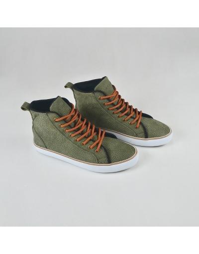 Zapatillas Iguana Verde